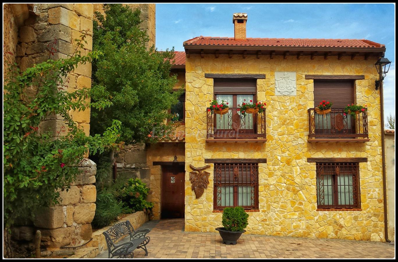 Fotos de apartamentos rurales se ora clara casa rural en arbanc n guadalajara - Casas rurales guadalajara baratas ...