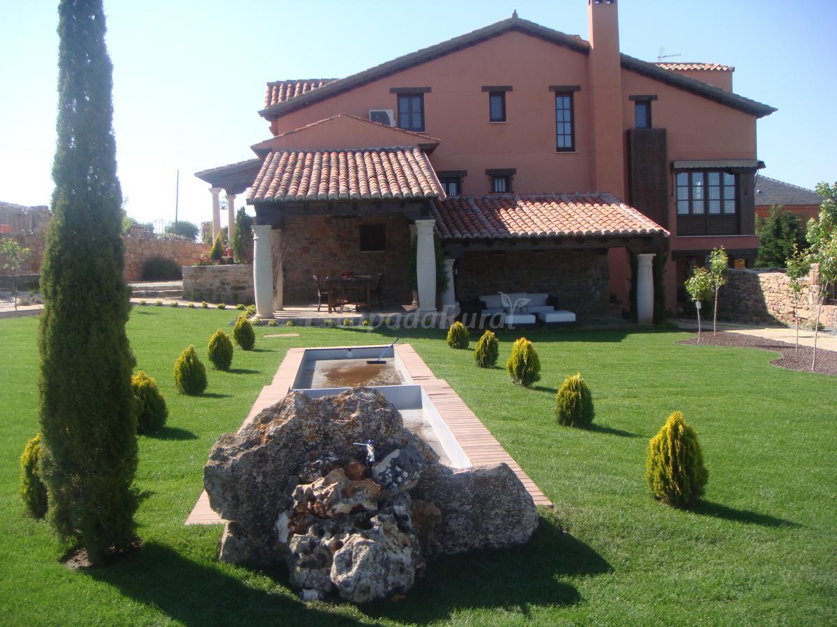 Fotos de hotel rural y apartamentos el castejon de luzaga casa rural en luzaga guadalajara - Casas rurales guadalajara baratas ...