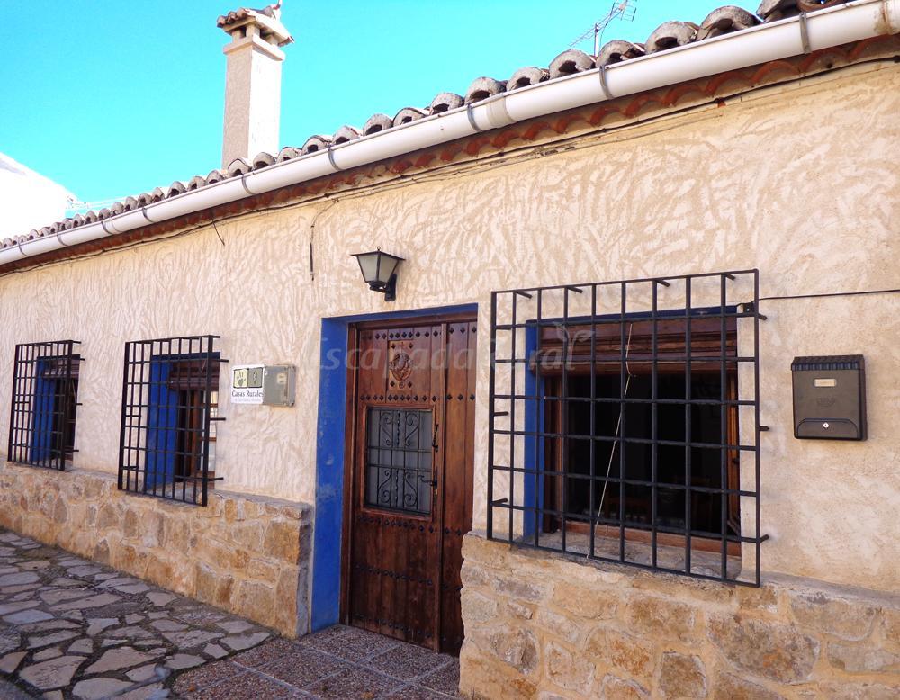 Fotos de casa rural el pilar casa rural en alustante - Casas de pueblo en guadalajara ...