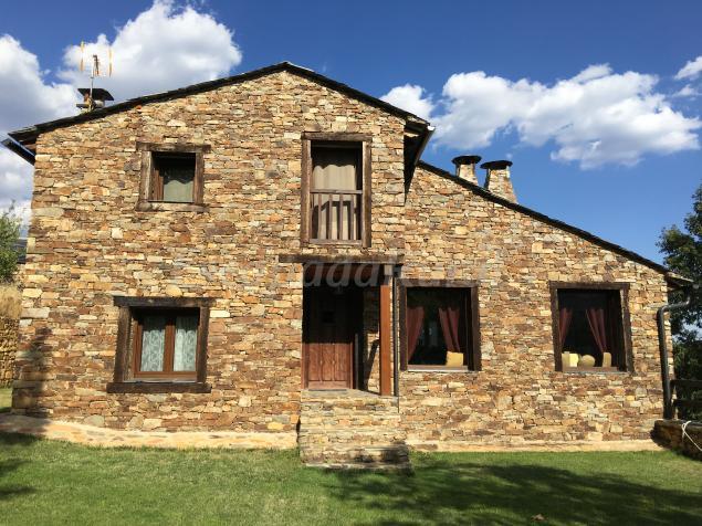 Casa migana casa rural en valverde de los arroyos guadalajara - Casas rurales guadalajara baratas ...