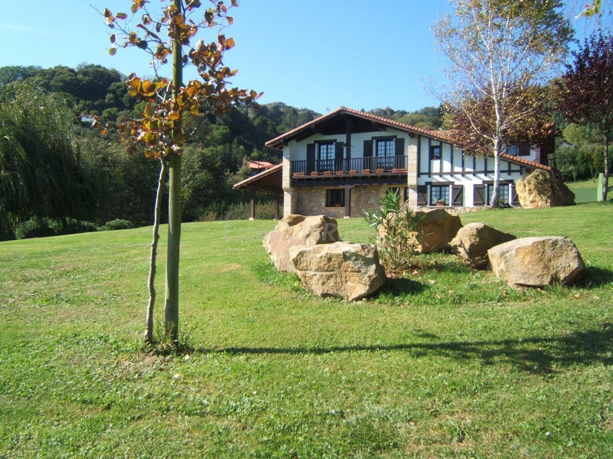 Fotos de artizarra casa rural en hondarribia guip zcoa - Casas rurales grandes cerca de madrid ...