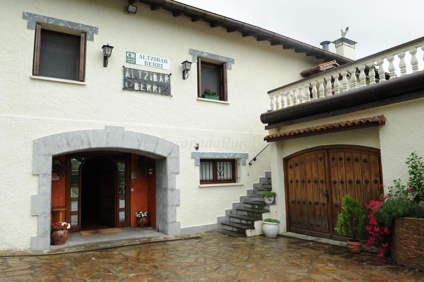 Fotos de altzibar berri casa rural en urnieta guip zcoa - Casa rural urnieta ...