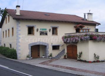 Altzibar berri casa rural en urnieta guip zcoa - Casa rural urnieta ...