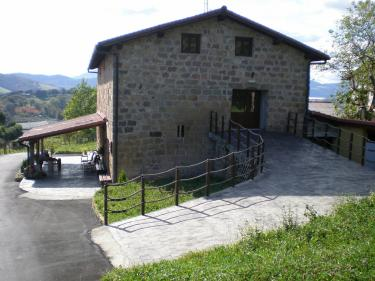 352 casas rurales en pa s vasco - Casa rural quopiki ...