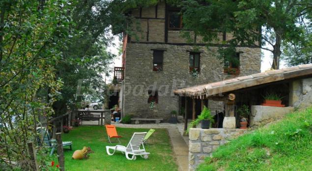 Kaxkarre casa rural en donostia san sebasti n guip zcoa - Casas rurales en donostia ...