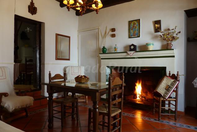 Casas el tragaluz casa rural en fuenteheridos huelva - Casas rurales huelva para 2 personas ...