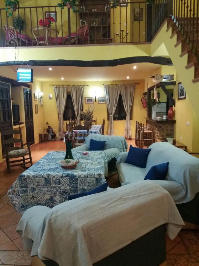Casa la camacha casa rural en aracena huelva - Casas rurales huelva para 2 personas ...