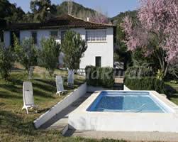 Alojamiento Rural La Encina Casa Rural En Alajar Huelva
