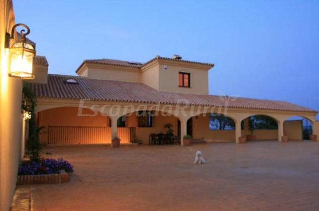 La Cerezuela Casa Rural En Zalamea La Real Huelva