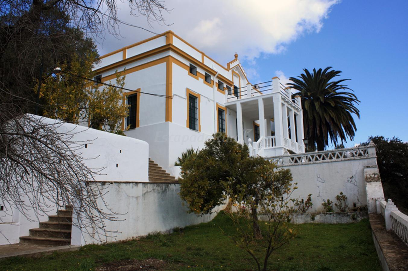 Fotos De El Retiro Casa Rural En Al Jar Huelva