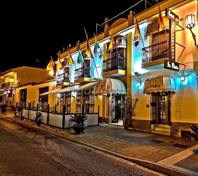 Hotel la pinta casa rural en palos de la frontera huelva - Casas rurales huelva para 2 personas ...