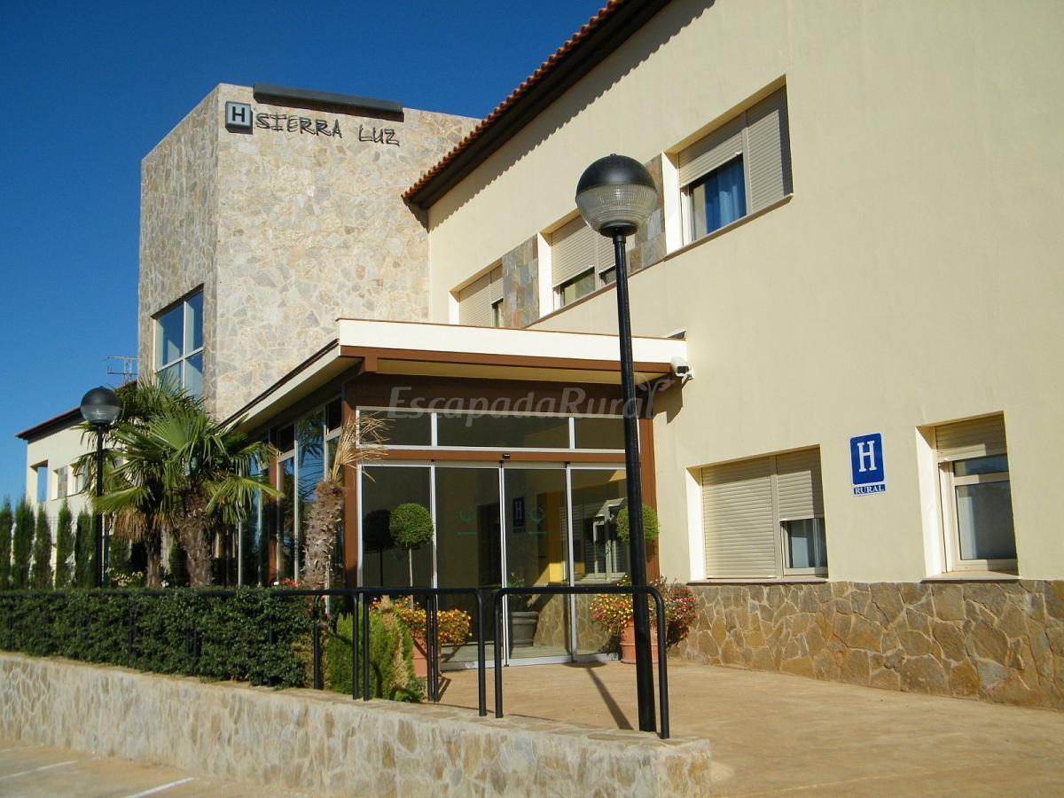 Fotos de hotel sierra luz casa rural en cortegana huelva - Casas rurales huelva para 2 personas ...