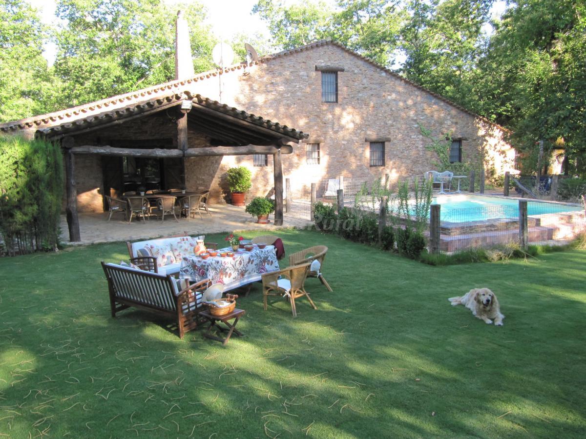 Fotos de el casta ar de aracena casa rural en aracena - Casa rural colmenar de oreja ...