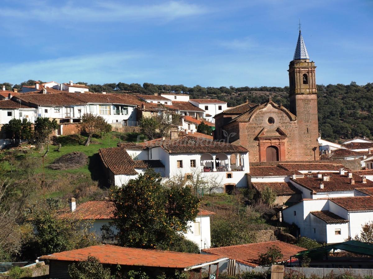 Fotos de casa con encanto valdelarco casa rural en valdelarco huelva - Casas rurales huelva para 2 personas ...
