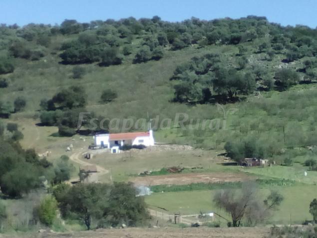 Vivienda rural el paraiso casa rural en aroche huelva - Casa rural el paraiso ...