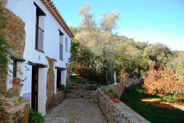 Casas rurales en cortelazor huelva for 56 635