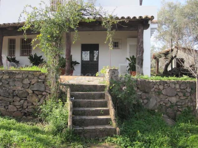 La cal el horno y el agua viviendas rurales casa rural en aracena huelva - Casas rurales huelva para 2 personas ...