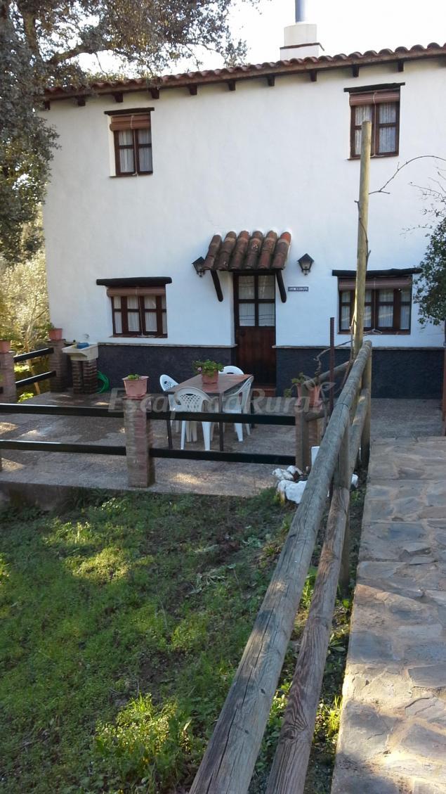 Casa rural la encina casa rural en jabugo huelva - La toscana casa rural ...