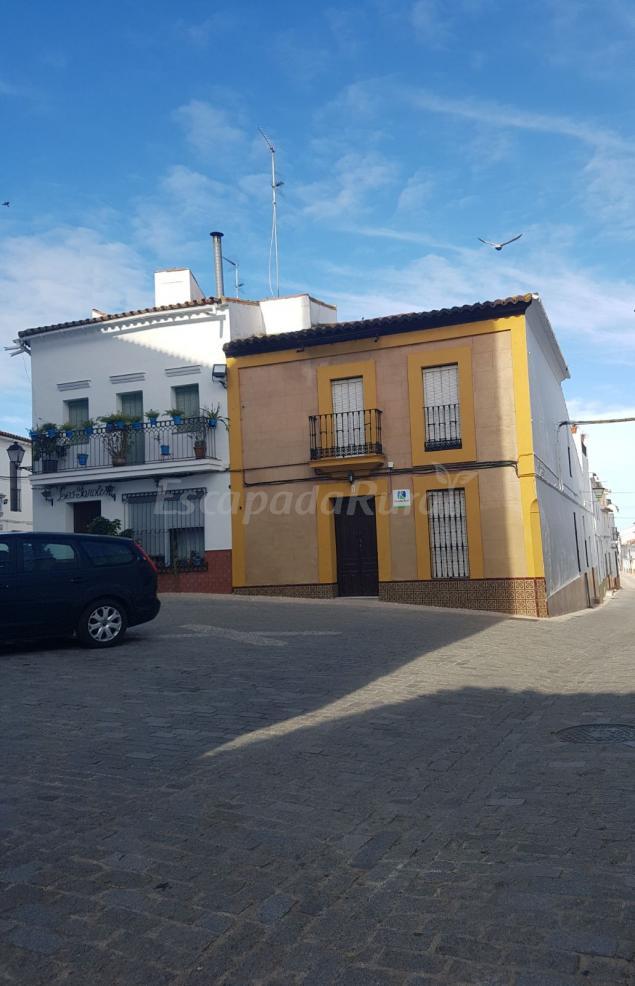 Casa loren casa rural en encinasola huelva - Casas rurales huelva para 2 personas ...