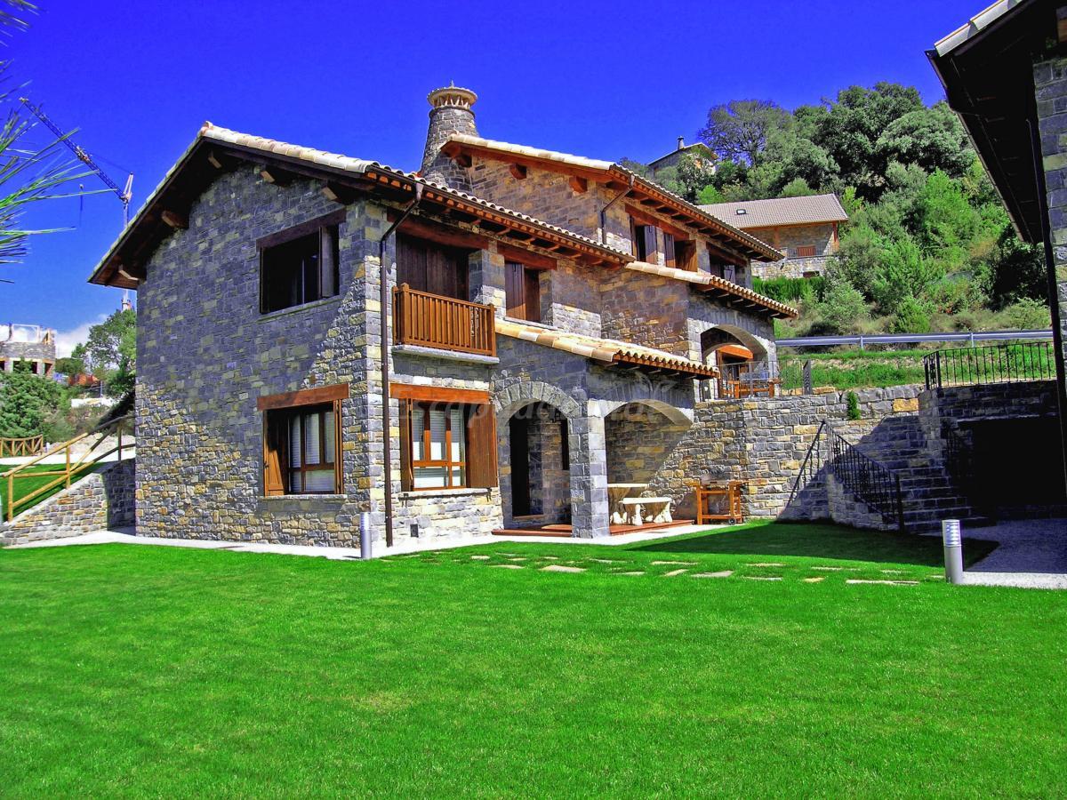 Fotos de casas rurales ordesa casa rural en belsierre huesca - Casas rurales benizar ...