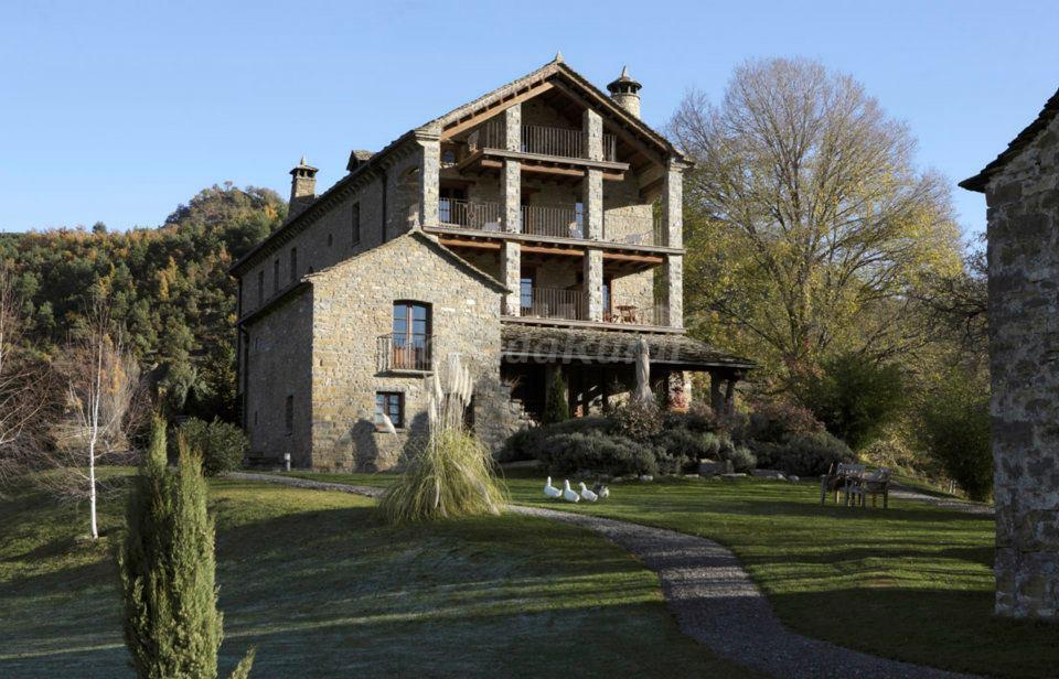 Foto di casa de san martin casa rural en san mart n de solana huesca - Casa de san martin ...