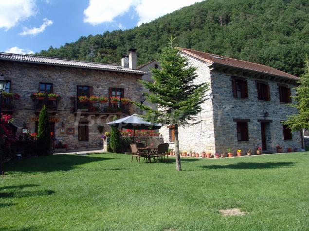 Casas rurales en buesa huesca - Casas rurales pais vasco alquiler integro ...