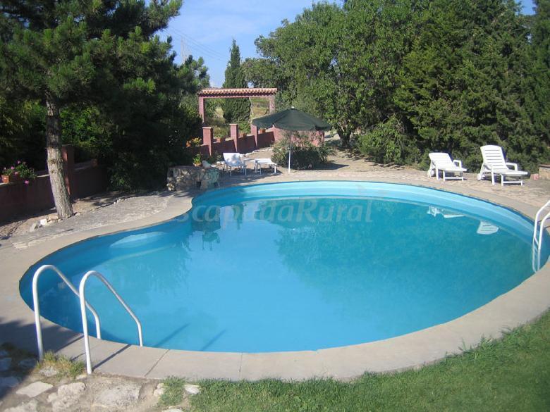 Fotos de casa rural de la franja casa rural en tamarite de litera huesca - Hoteles en huesca con piscina ...