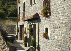 Apartamentos casa clemente casa rural en barbenuta huesca - Casa rural leocadia y casa clemente ...