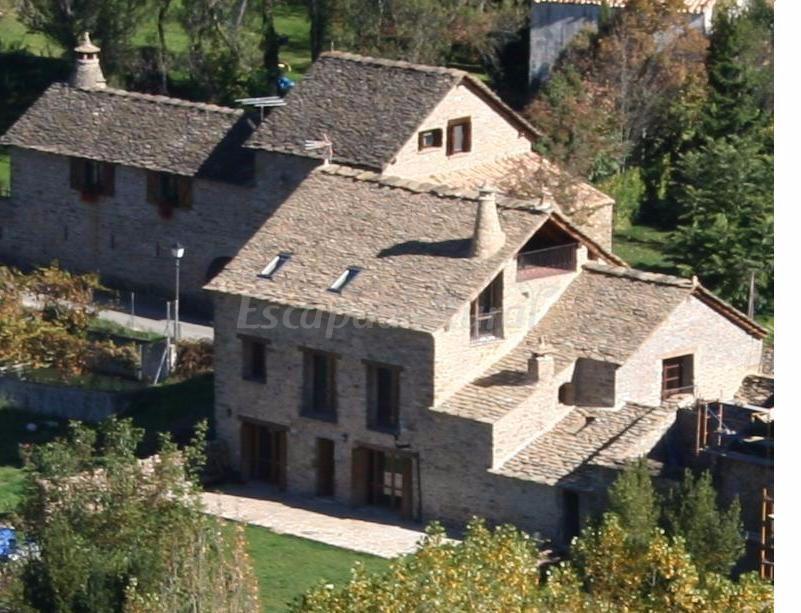Fotos de casa pirineos casa rural en ulle huesca - Casas del pirineo ...