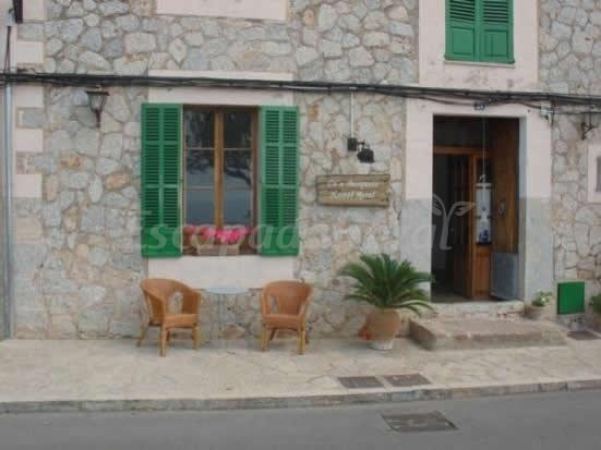 Hostal Rural Can Busquets en Banyalbufar