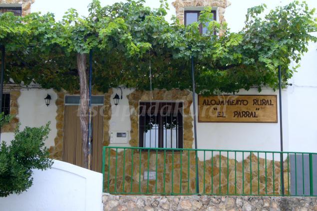 Alojamiento rural el parral casa rural en pozo alc n ja n - Casa rural pozo alcon ...