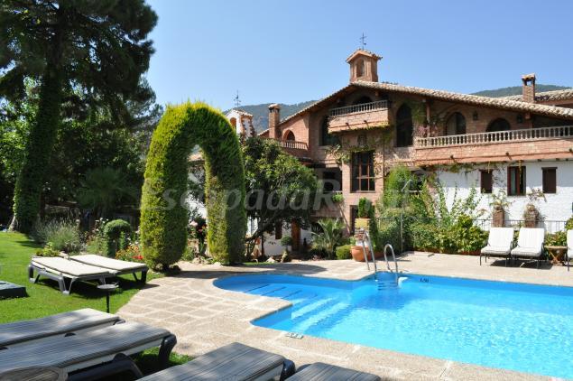 Fotos de hotel rural convento santa mar a de la sierra casa rural en la iruela ja n - Casas rurales jaen ...