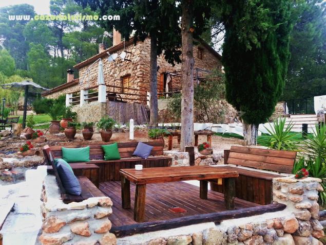 Opiniones sobre casa rural los parrales ja n for Casa rural jardin del desierto