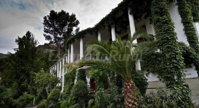 Hotel villa de cazorla casa rural en cazorla ja n - Alquiler casa rural cazorla ...