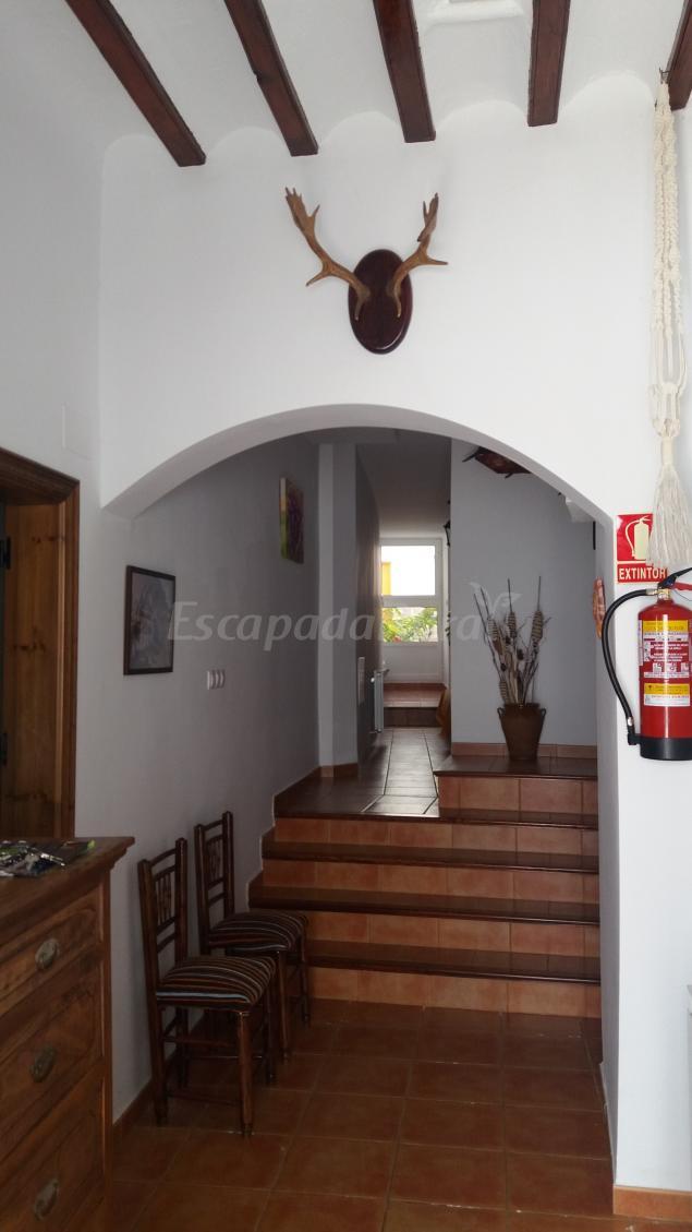 Casa el solarillo casa rural en cazorla ja n - Alquiler casa rural cazorla ...