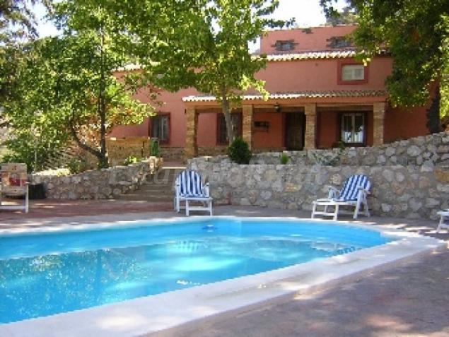 Casas rurales baratas en arroyo fr o for Casas baratas en barcelona