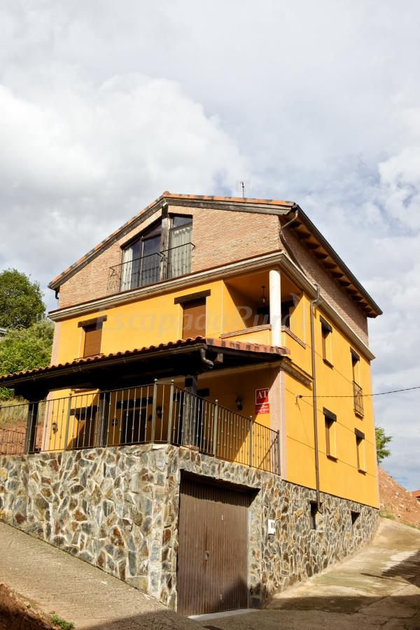 Fotos de casa rural la campana casa rural en san mill n - Casas de millan fotos ...