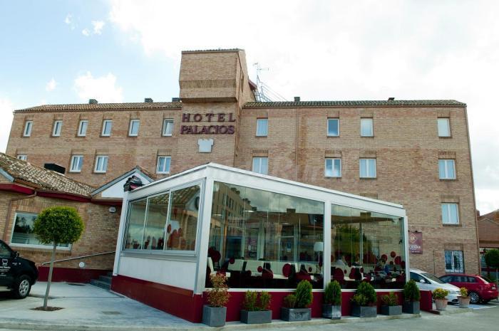 Fotos de hotel palacios alfaro casa rural en alfaro la for Hotel rural la rioja