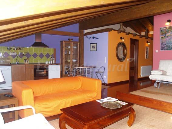 Fotos de apartamentos la buhardilla casa rural en ezcaray la rioja - Casa rural ezcaray ...