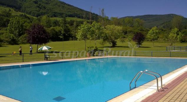 Apartamentos tur sticos real valle ezcaray casa rural en zorraqu n la rioja - Casa rural ezcaray ...