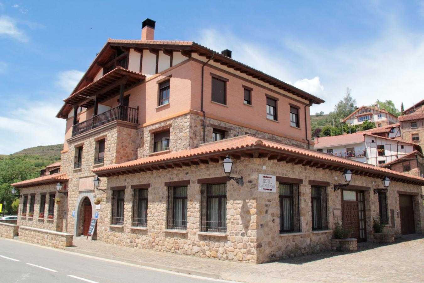 Fotos de hospederia del camero viejo casa rural en for Hoteles de diseno en la rioja