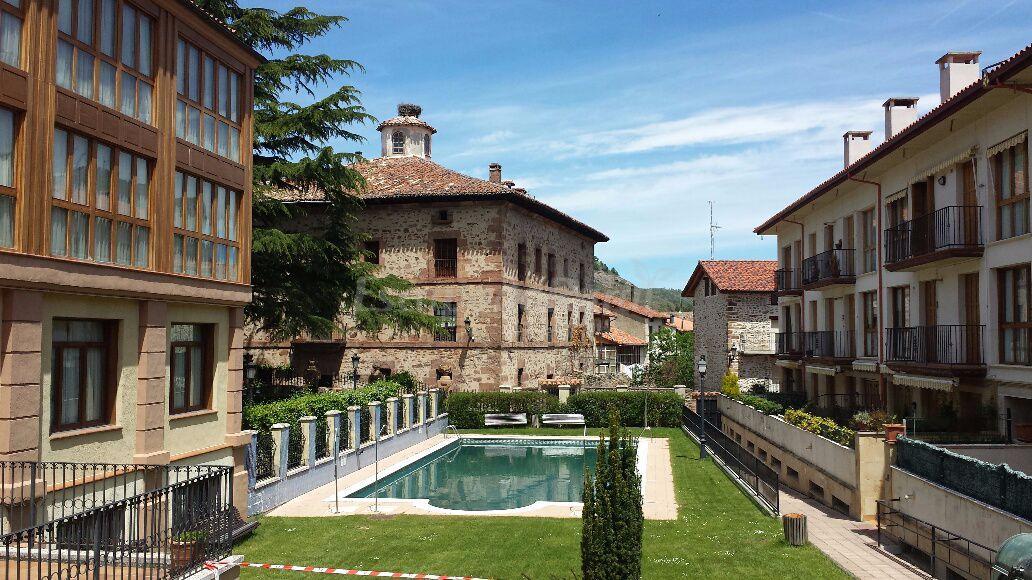 Fotos de hotel y apartamentos palacio azc rate casa rural en ezcaray la rioja - Casa rural ezcaray ...