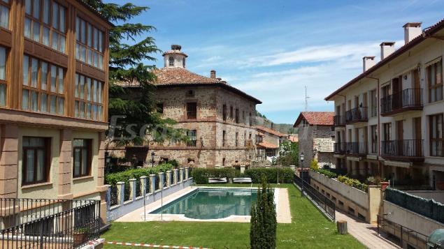 Hotel y apartamentos palacio azc rate casa rural en ezcaray la rioja - Casa rural ezcaray ...
