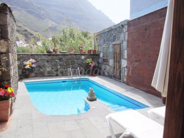 Casa rural el lomito casa rural en san nicol s las palmas - Alojamiento rural con piscina ...