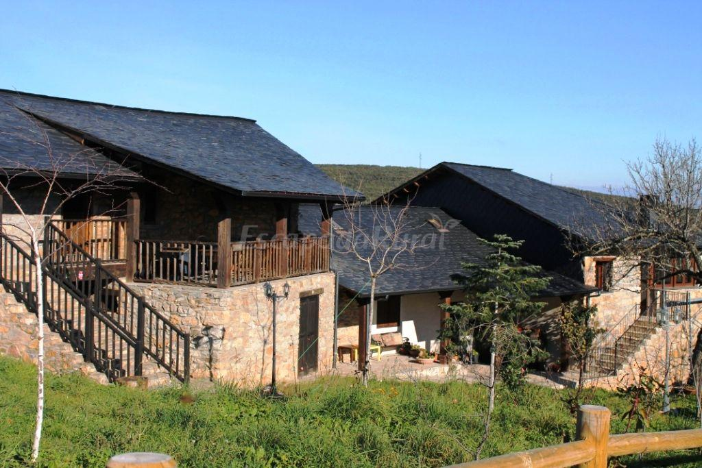 Fotos de rural las m dulas casa rural en las m dulas le n - Casa rural las medulas ...