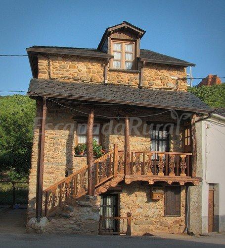 Fotos de complejo rural agoga las m dulas casa rural en las m dulas le n - Casa rural las medulas ...