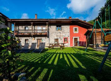 Casa El Encanto del Valleval
