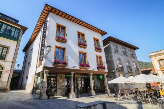 Posada plaza mayor casa rural en villafranca del bierzo le n - Casa rural bierzo ...