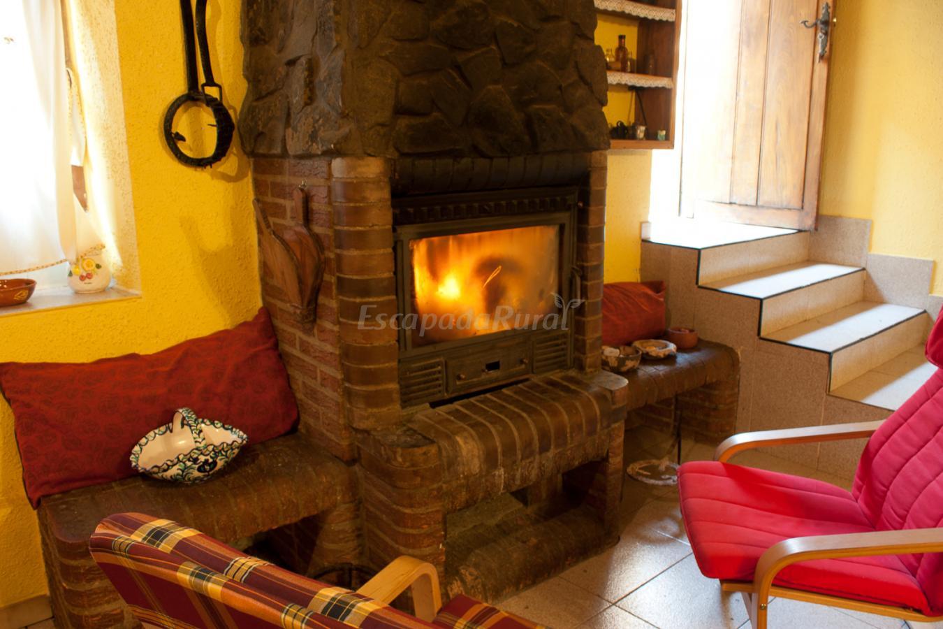 Foto di casa rural el abuelo juli n casa rural en villar for Noleggio cabina julian dal proprietario
