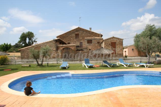Les pletes casa rural en talte ll lleida - Casas rurales lleida piscina ...